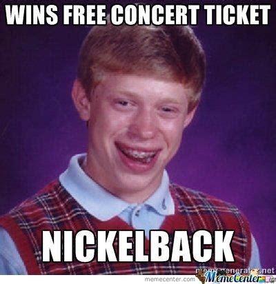 Nickelback Meme - nickelback by dylantyler meme center