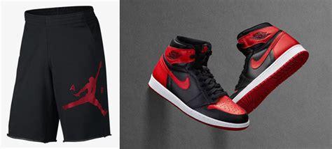 Air Jordan 1 Banned Shorts | SneakerFits.com