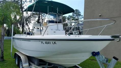 Small Boats For Sale Orlando by 2000 Boston Whaler 18 Outrage Orlando Fl Usa Boats