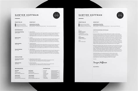 Beautifully Designed Resumes For Inspiration