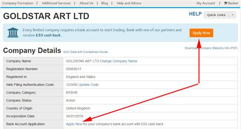 apply for a barclays business bank account company