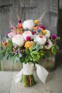 wildflower wedding bouquet flower colorful wildflower wedding bouquet 2369219 weddbook