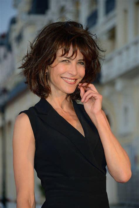 sophie marceau  red carpet  cabourg film festival