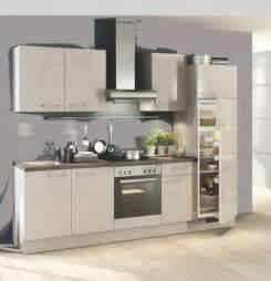 küchenzeile 260 cm k 252 chenzeilen 260 cm k 252 chen vormontiert mankamoebel