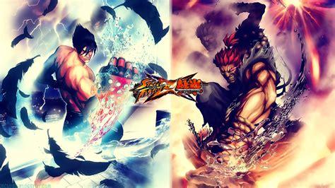 Street Fighter X Tekken Wallpaper Wallpapersafari