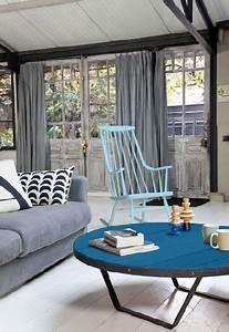 Peinture Argentée Pour Bois : peinture tollens pour repeindre fauteuil et table du salon ~ Melissatoandfro.com Idées de Décoration