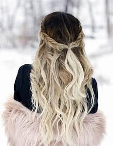 Balayage Cheveux Bouclés : comment faire balayage cheveux cpmusy ~ Dallasstarsshop.com Idées de Décoration
