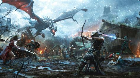 elder scrolls video game  hd games  wallpapers