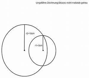 Tangente Berechnen : kreis zwei kreise schneiden sich gesamtfl cheninhalt ausrechnen mathelounge ~ Themetempest.com Abrechnung