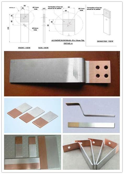 china copper aluminium bimetal transition plate manufacturers suppliers factory direct