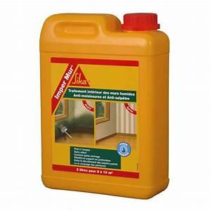 Sika Stop Mousse Pro : l humidit dans les murs mat riaux et bricolage ~ Dailycaller-alerts.com Idées de Décoration