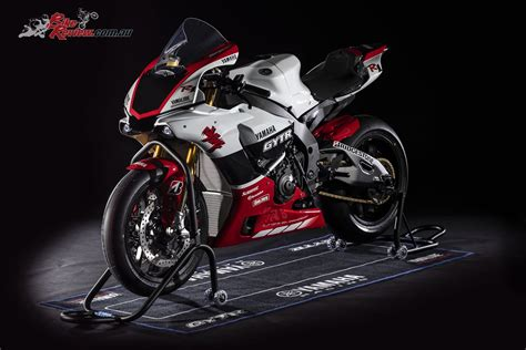 special edition  yamaha yzf  gytr bike review
