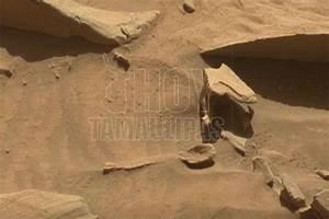 Hoy Tamaulipas - NASA publica foto de supuesta cuchara en ...