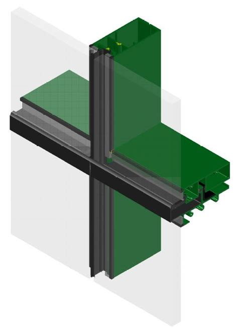 Unitized Curtain Wall Design by Xtherm 174 8250 Unitized Curtain Wall