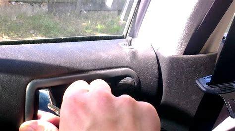 car door wont unlock mk4 golf door lock problem help