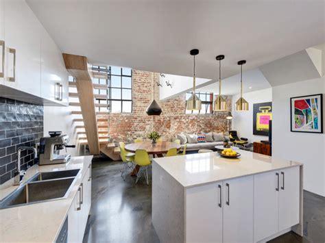 cuisine ouverte sur salon surface cuisine ouverte sur salon surface idee cuisine