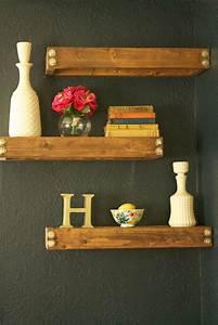 The, Haringsma, House, Why, Buy, Diy, Rustic, Industrial, Floating, Shelves