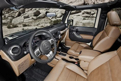 desert tan jeep liberty jeep broadens wrangler lineup with new mojave special