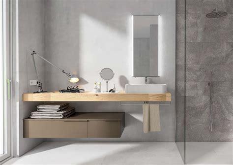 mensola per lavabo mobili per il bagno manhattan di berloni bagno