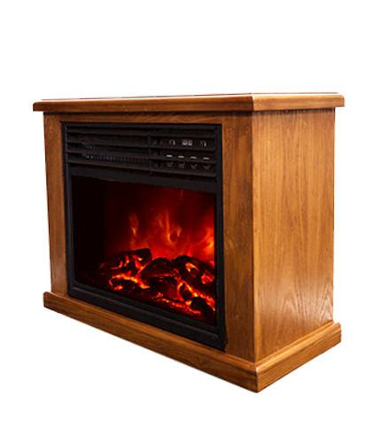 lifesmart pro compact infrared fireplace   insert