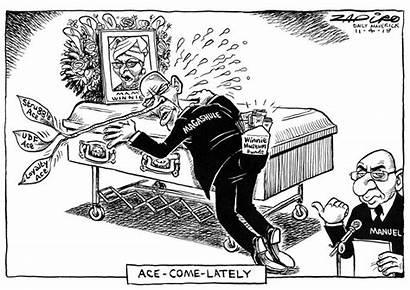Zapiro Ace Come Cartoon Cartoons Lately Zanews