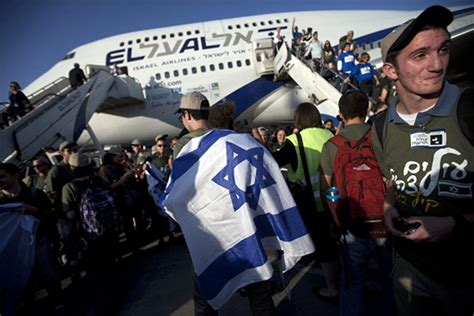 french jews move  israel middle east monitor