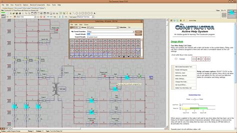 the constructor 13 circuit simulator