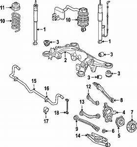 Mercedes Suspension Diagram