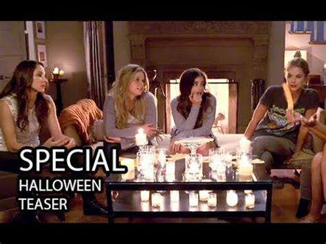 Pretty Little Liars 2014 Special by Pretty Little Liars Halloween Special 2014 Airs October