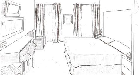 chambre dessin attrayant comment dessiner un plan de maison 14 comment