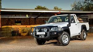Introducing The Updated 2014 Nissan Patrol Pickup
