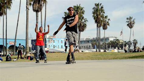 Venice Beach Roller Skate Dance Feb 2016