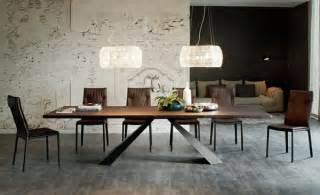 esstische designer moderne esstische mit stühlen designer lösungen aus massivholz glas