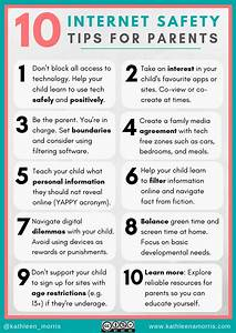 10 Internet Safety Tips For Parents  How To Help Your