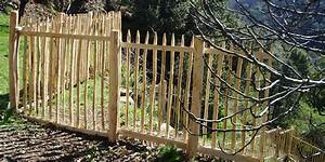 Cloture Jardin Bois : nice jardinieres en bois 5 cloture ~ Premium-room.com Idées de Décoration