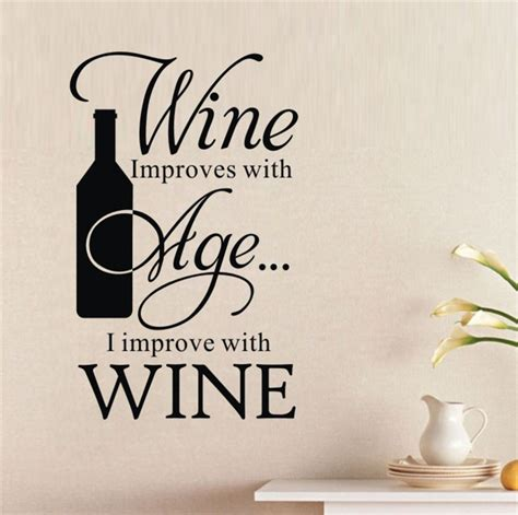 sticker cuisine kitchen wine quotes pixshark com images galleries