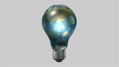 A Regular Lit Light Bulb Stock Footage Video (100% Royalty