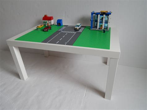 large green table l large table 30x20 green with road way