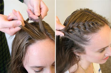 side french braid popsugar beauty