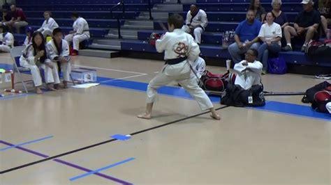 bo staff form  tang soo  karate weapons  youtube