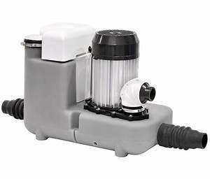 Hebeanlage Abwasser Waschmaschine : sanicom 1 hochleistung abwasser hebeanlage f r gro e mengen abwasser 0027 sfa sanibroy gmbh ~ Eleganceandgraceweddings.com Haus und Dekorationen