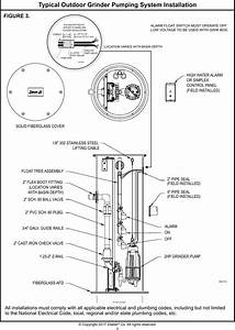 Zoeller Sump Pump Wiring Diagram