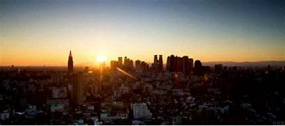 Tokyo Japan Night Lights Mygif Gifs