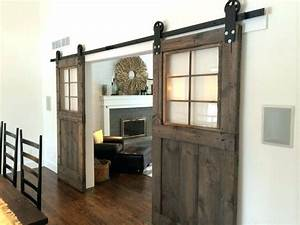 modern sliding barn doors modern sliding barn door image With barn doors colorado