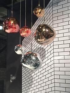 Tom Dixon Melt : modern lighting fixtures bring current touch to living space ~ Buech-reservation.com Haus und Dekorationen