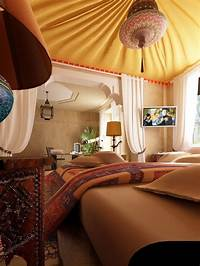 ideas for decorating a bedroom 40 Moroccan Themed Bedroom Decorating Ideas - Decoholic