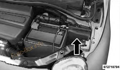2012 Fiat 500 Fuse Box Location by Fiat 500 500c 2008 2018