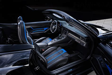 Techart Gtstreet R Cabriolet Unveiled 720 Hp Of Open Air