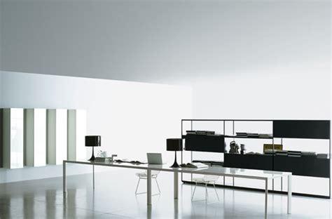 modern minimalist office home design minimalist home office design
