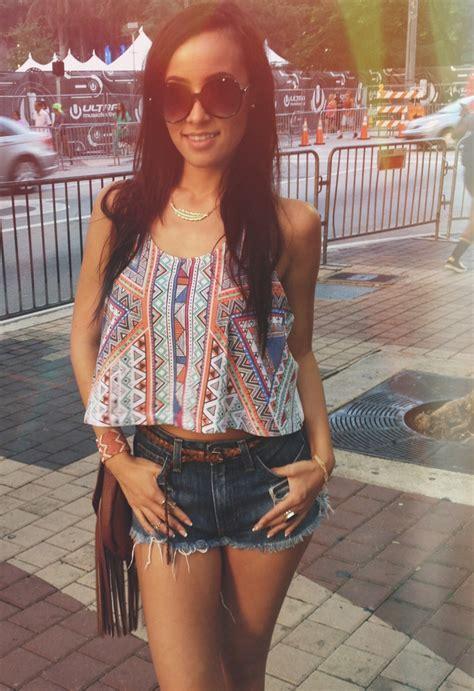 ultra  festival  fashion  lady code blog